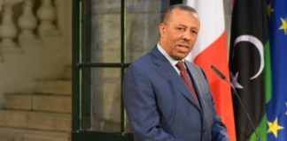 Libya's Prime Minister Abdullah al-Thinni Under Pressure From Army