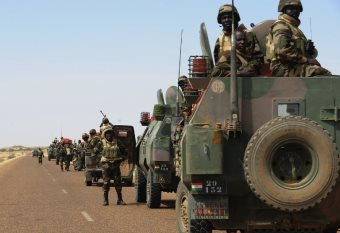 Nigerian Troops Destroy Boko Haram Camps Retake Towns
