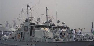 Nigerian Navy Commissions Four New Warships