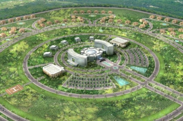 Africa's New Capital In The Jungle