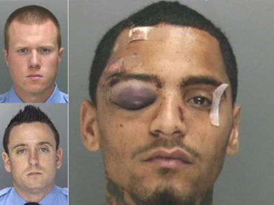 Philly Cops Charged With Brutality; Video Shows Man Being Beaten