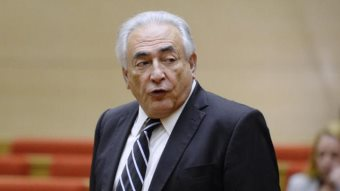 Former IMF Chief Strauss-Kahn Testifies On Pimping Charges