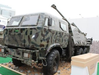 Sudan Unveils Domestically Built Weapons At IDEX