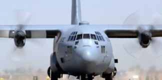 US Govt Donates Hercules Aircraft To Ethiopian Air Force