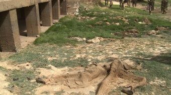 Soldiers Discover Mass Grave In Nigeria After Seizing Town From Boko Haram