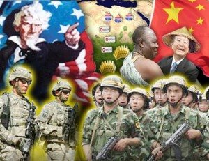 China Is Getting Ready For Troop Surge Into Africa