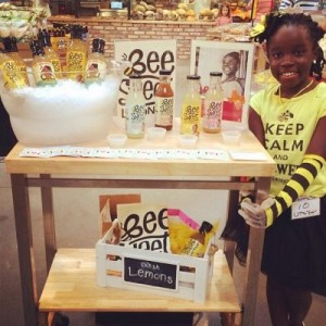 """10-Year-Old Gets $60,000 Investment On """"Shark Tank"""" For BeeSweet Lemonade"""
