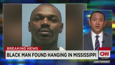 Black Man Lynched, Found Hanging From A Tree In Mississippi