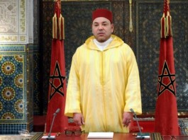 Moroccan King Mohamed VI