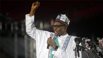 Democratic History Opposition Candidate Muhammadu Buhari Wins Nigerian Election