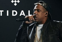 Jay Z Promotes 'Artist-Owned' Music Streaming Brand