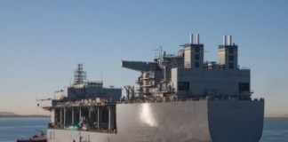 New Navy Ship To Position Marines Off African Coast?