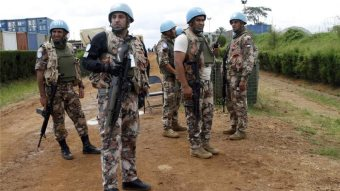 DRC Calls For End To UN Peacekeeping Mission In The Country