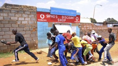 Anti-African Violence Spreads In South Africa