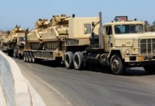 Egyptian Army Massing For Invasion Of Eastern Libya