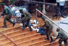 Muslim Terrorists Attack Kenyan University Murdering Dozens