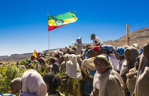 Turning Ethiopia's Desert Green
