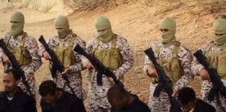 Muslim Death Cult ISIS Release Video Showing The Gruesome Execution Of 30 Ethiopians