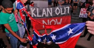 Protests Explode After KKK Plot To Kill Black Men In Florida Prison Is Exposed