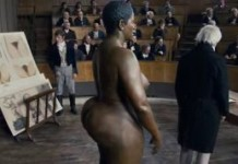 Whites Retaliate Monument To Saartjie Baartman Vandalised