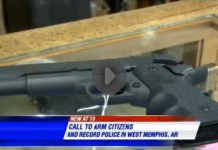 West Memphis NAACP Wants Black Families To Arm Themselves
