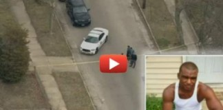 Police Let K-9 Maul Handcuffed Unconscious Man's Face as they Beat Him to Death