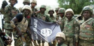 Nigerian Army 'Rescues Nearly 300' From Sambisa Forest