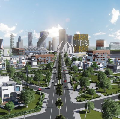 Africa's First Integrated City, Petronia City, Goes Global