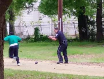 Murder Charge Against Thug Cop Caught On Video Murdering 50-Year-Old Black Man