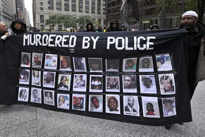 US: The Rise Of The African American Police State