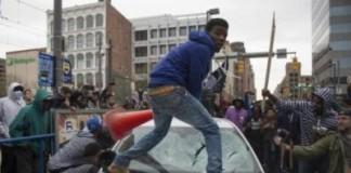 Baltimore Teen Who Smashed Police Car Faces Life In Jail