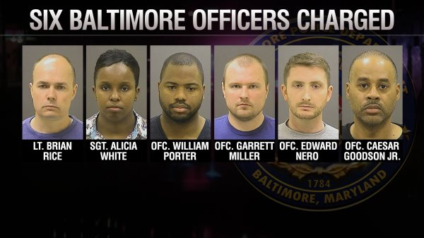 Baltimore: Killer Cops Threaten To Sue State's Attorney Marilyn Mosby