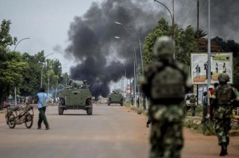 Fighting Flares After Burundi Army Chief Says Coup Attempt Failed