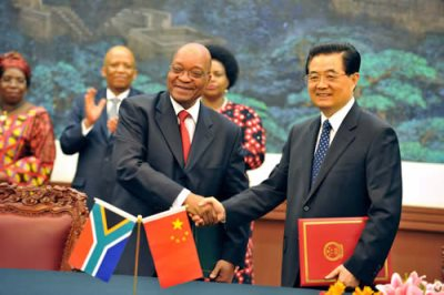 African Leaders Must Help The Continent, Not Sell It Off