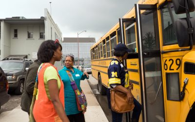 Detroit's Black Economic Recovery, By Bus