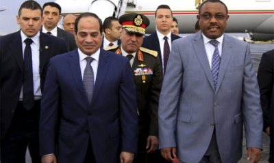 Egypt Army Free Ethiopians Held In Libya