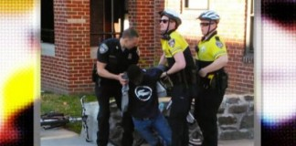 Did Baltimore Police Arrest Freddie Gray As A Ruse Because They Had Mortally Injured Him?