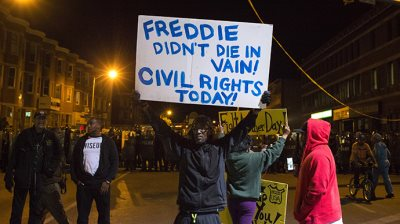 FBI Admits To Using High-Tech Spy Planes To Monitor Freddie Gray Protests