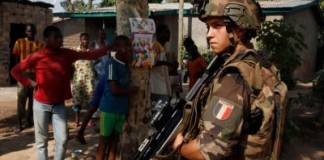 UN Report: French Soldiers Raped African Children