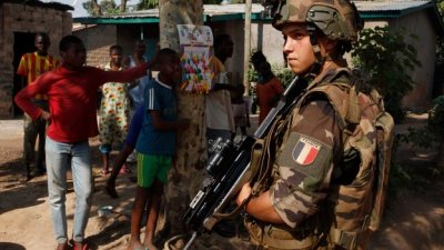 Central Africans Sick Of UN Troops