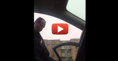 Hidden Cam Catches NYPD Cops Arresting Man For No Reason, Making Up Purpose For Stopping Him