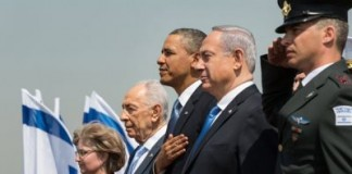 Obama Gives $1.9 Billion In Weapons As Welcome Gift To Israel's Racist Govt