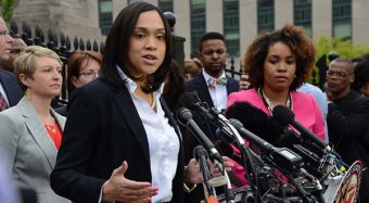 Judge Allows Malicious Lawsuit Against Marilyn Mosby By Cops Who Killed Freddie Gray To Proceed