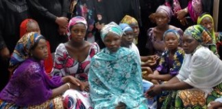 Nigerian Troops Free More Women From Muslim Terrorists Boko Haram