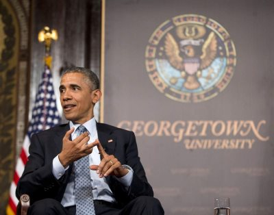 Obama Pressed On Why He Talks Down To Black People