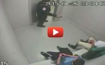 Police Child Abuse: Cop Caught On Video Torturing Handcuffed Teenagers