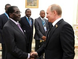 Russia Offers Zimbabwe Protection