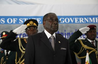 President Mugabe Says South Africa Needs Another Liberation