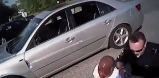 WATCH: Virginia Cop Uses Pepper-Spray, Taser On Unresisting Black Man Having Stroke