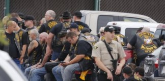 White On White Violence: Heightened Security In Waco After Deadly Biker Gang Murders